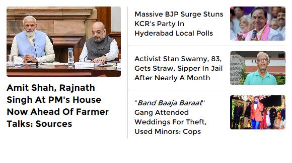 Top stories now on    #NDTVTopStories