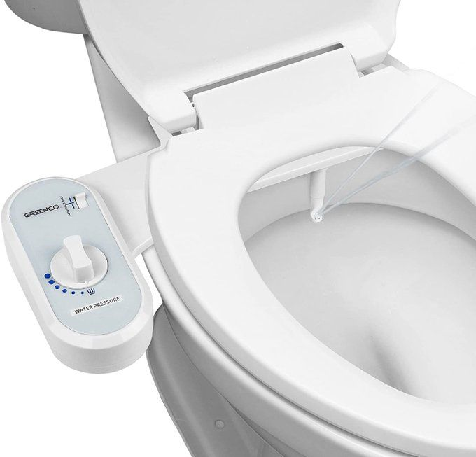 Upgrade to a Bidet for $24.99!  2