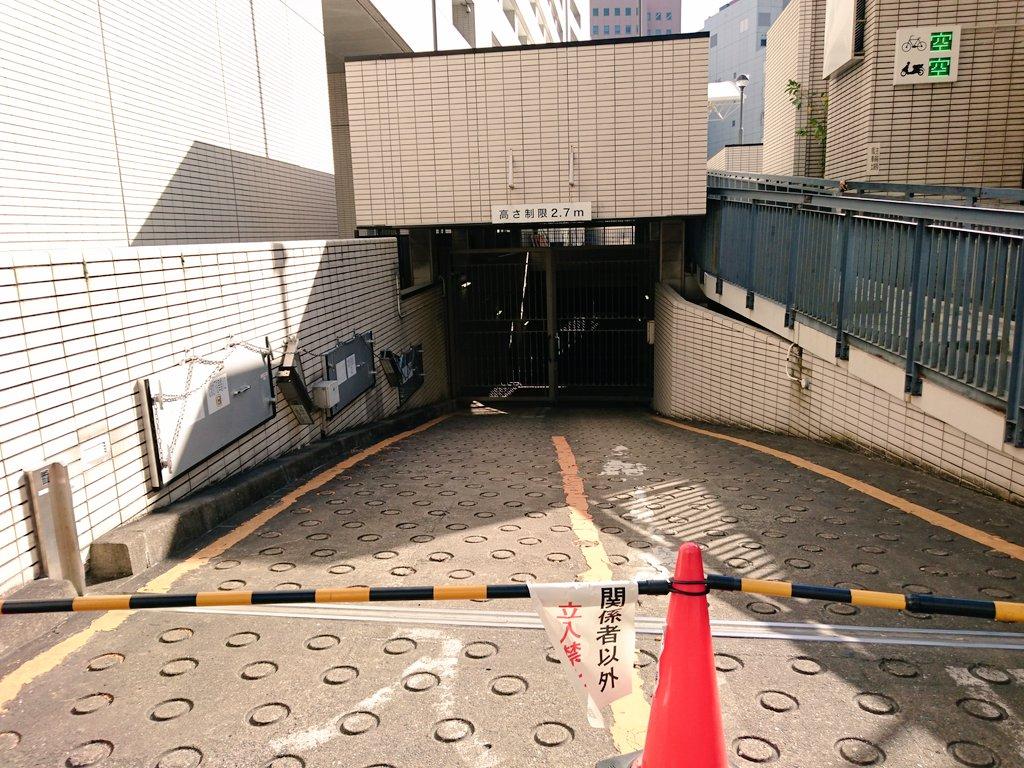 市役所 車場 福岡 駐