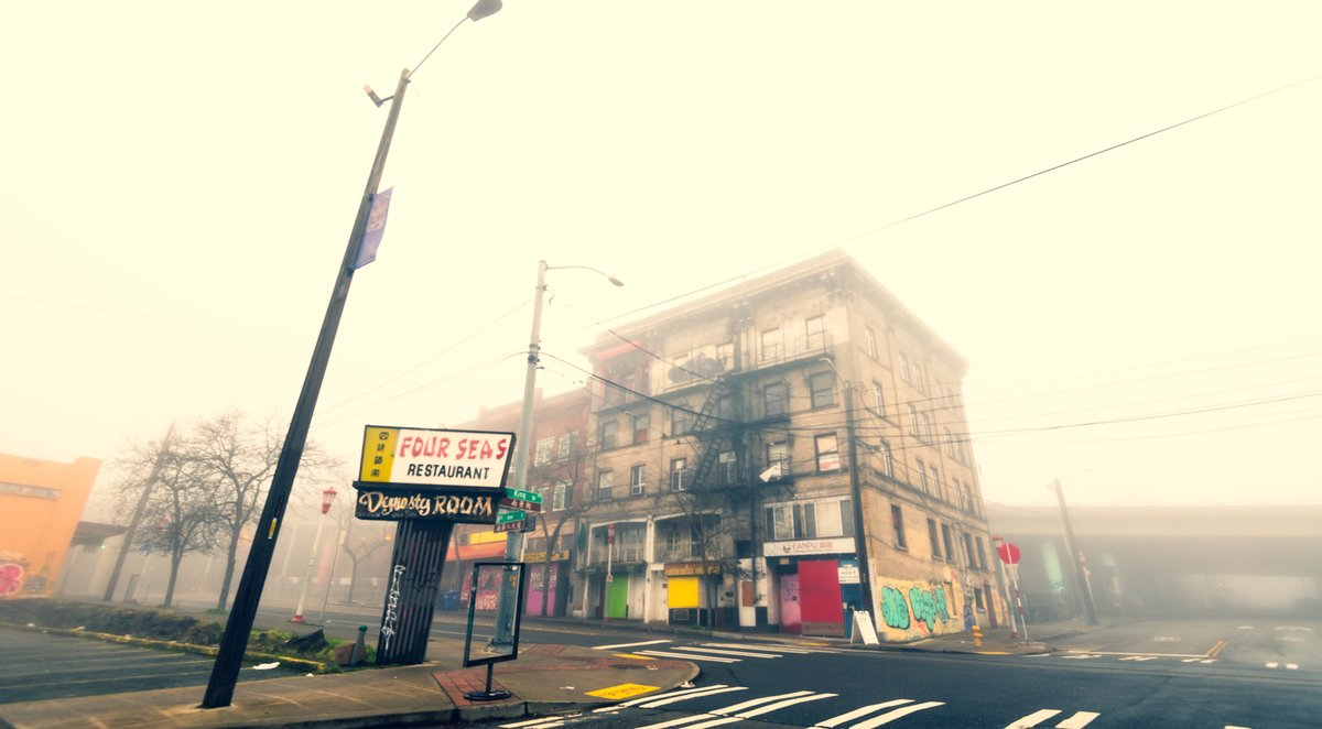 8th and King in the International District. #seattle #photo