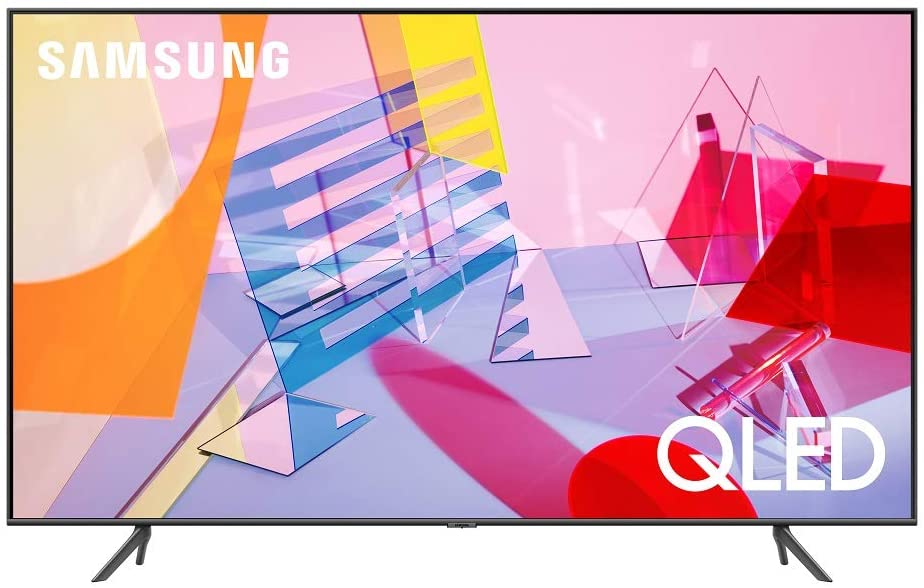 SAMSUNG 43-inch Class QLED Q60T  Only $427.99!