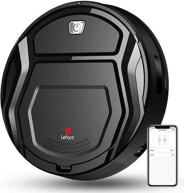 Robot Vacuum Cleaner for $69.99!  *coupon PLUS code; FS6CNIFS  2