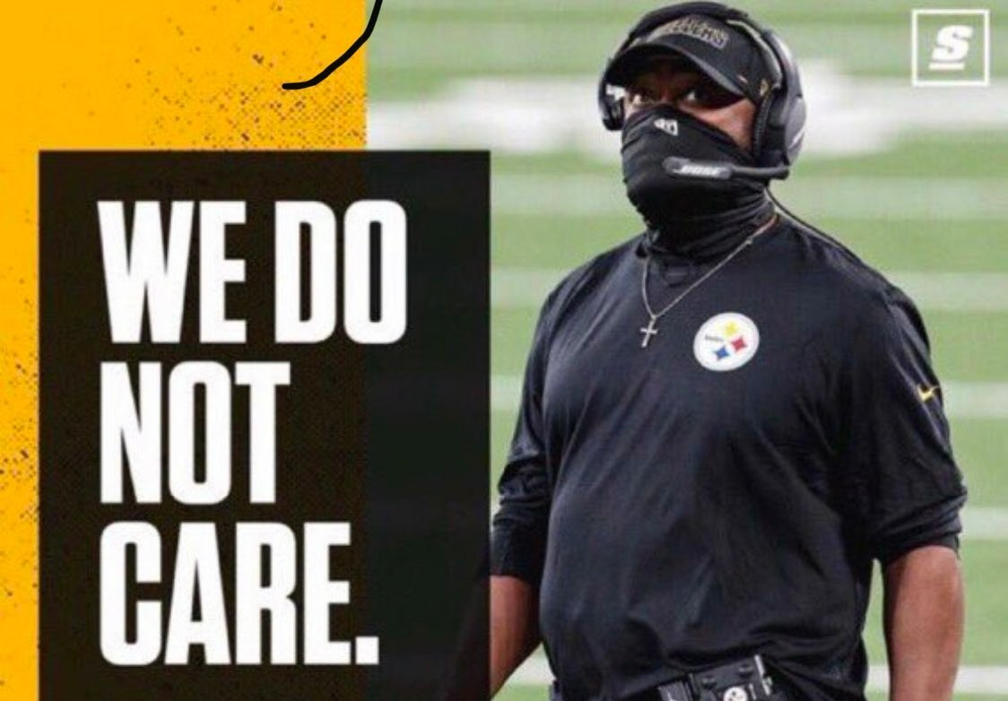 Oh you don't think we're good?  #HereWeGo  #Steelers