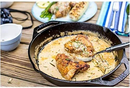 Lodge Cast Iron Dual Handle Pan, 12 inch, only $19.92, retail $40!  2