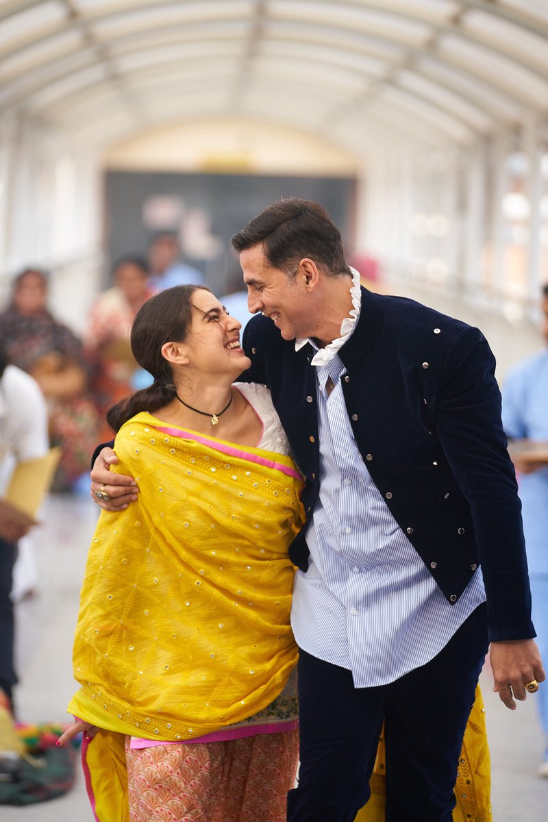 #AtrangiRe Update: #AkshayKumar to shoot his portions in Delhi NCR. It's a 25-day schedule for him. The film will wrap up with this final schedule on Dec 29. #SaraAliKhan #Dhanush