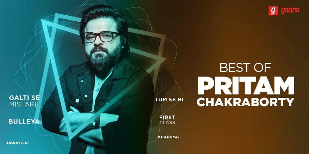 Ab to 'Hawayein' bhi inke music ke rukh ke saath udti hain. Don't miss the 'Best Of @ipritamofficial' here on Gaana: