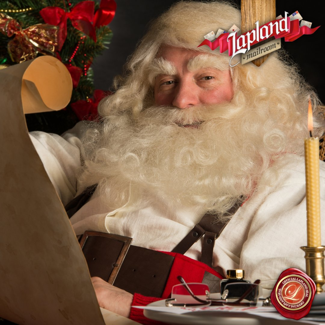 Santa is spending his Saturday reviewing the Naughty & Nice List. What Christmas activities are you doing this weekend?    #christmas2020 #christmas #christmascountdown #laplandmailroom #santaletter #santa #xmas #nicelist #naughtylist #santalist #fatherchristmas #christmasgift