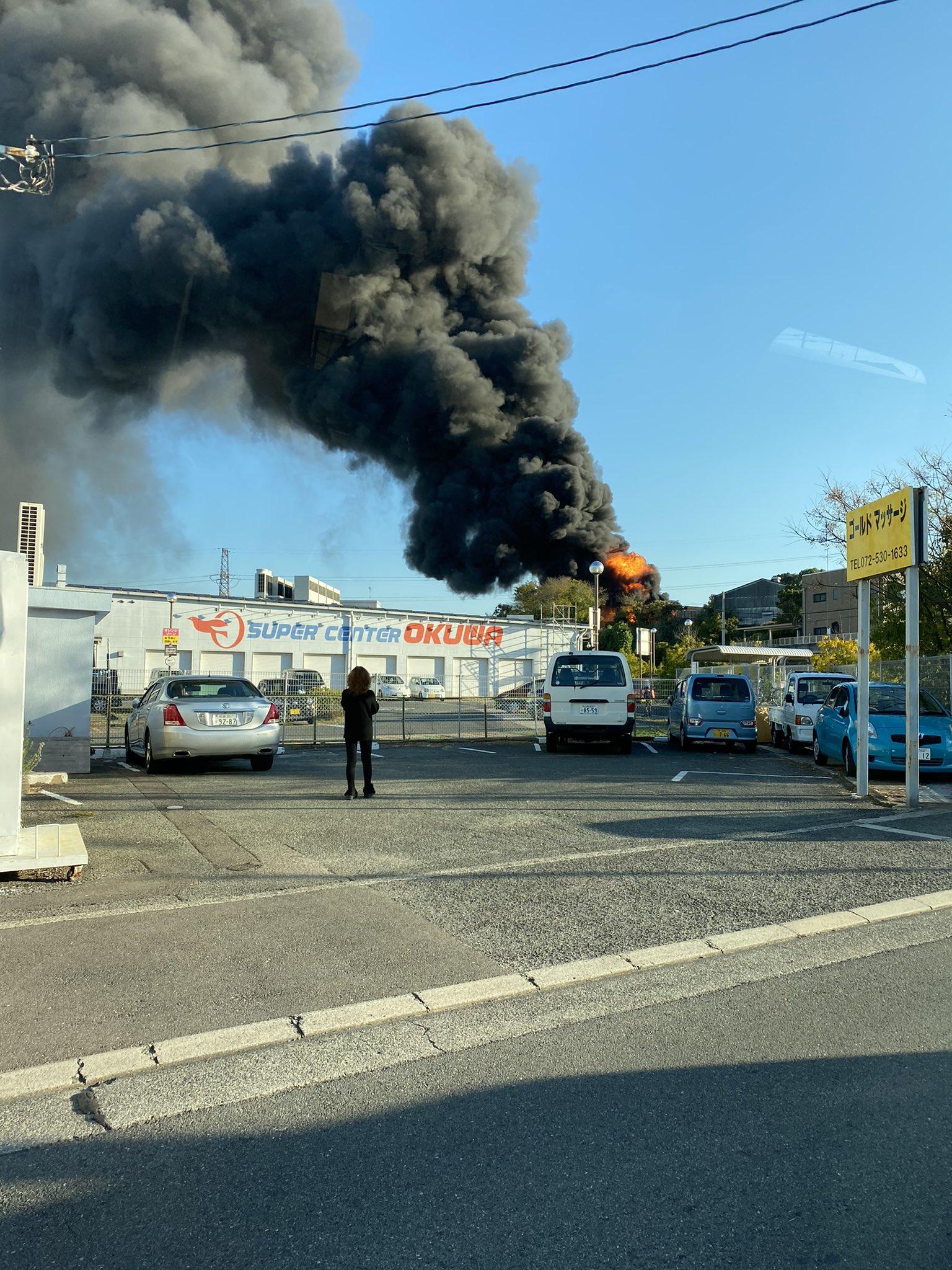市 火事 和泉 12月5日に発生した和泉市納花町の火事(1月22日更新)