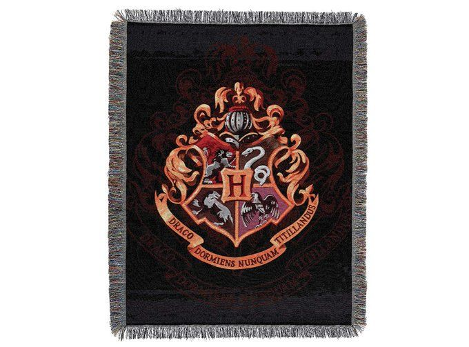 STEAL!  Harry Potter Throw Blankets for $22!  2