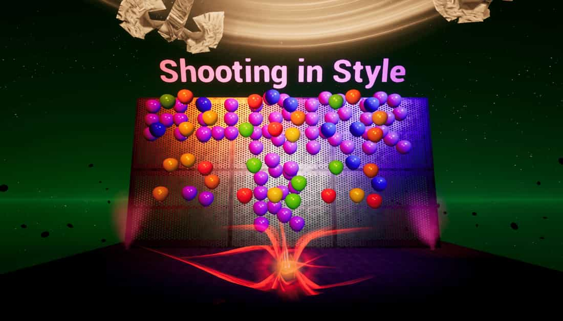 Shooting in Style VR | Get it now. https://t.co/Ph0W17vrQa 2. Available for VR #ue4 #UnrealEngine #indiedev #gamer #IndieGameDev #indiegames #CHVR #VirtualReality #gamedev #gamers #HTCVive #Oculus #Steam #Sales #PCGaming #PC #pcgamer #follow #like @UnrealEngine @htcvive @Viveport https://t.co/A4ywLhE2bs