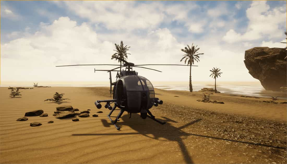 Helicopter VR | Get it now. https://t.co/PjZM96sKop 2. Available for VR. #ue4 #UnrealEngine #indiedev #gamer #IndieGameDev #indiegames #CHVR #VirtualReality #gamedev #gamers #HTCVive #Oculus #Steam #Sales #PCGaming #PC #pcgamer #follow #like @UnrealEngine @htcvive @Viveport https://t.co/TX3kLAbOAh