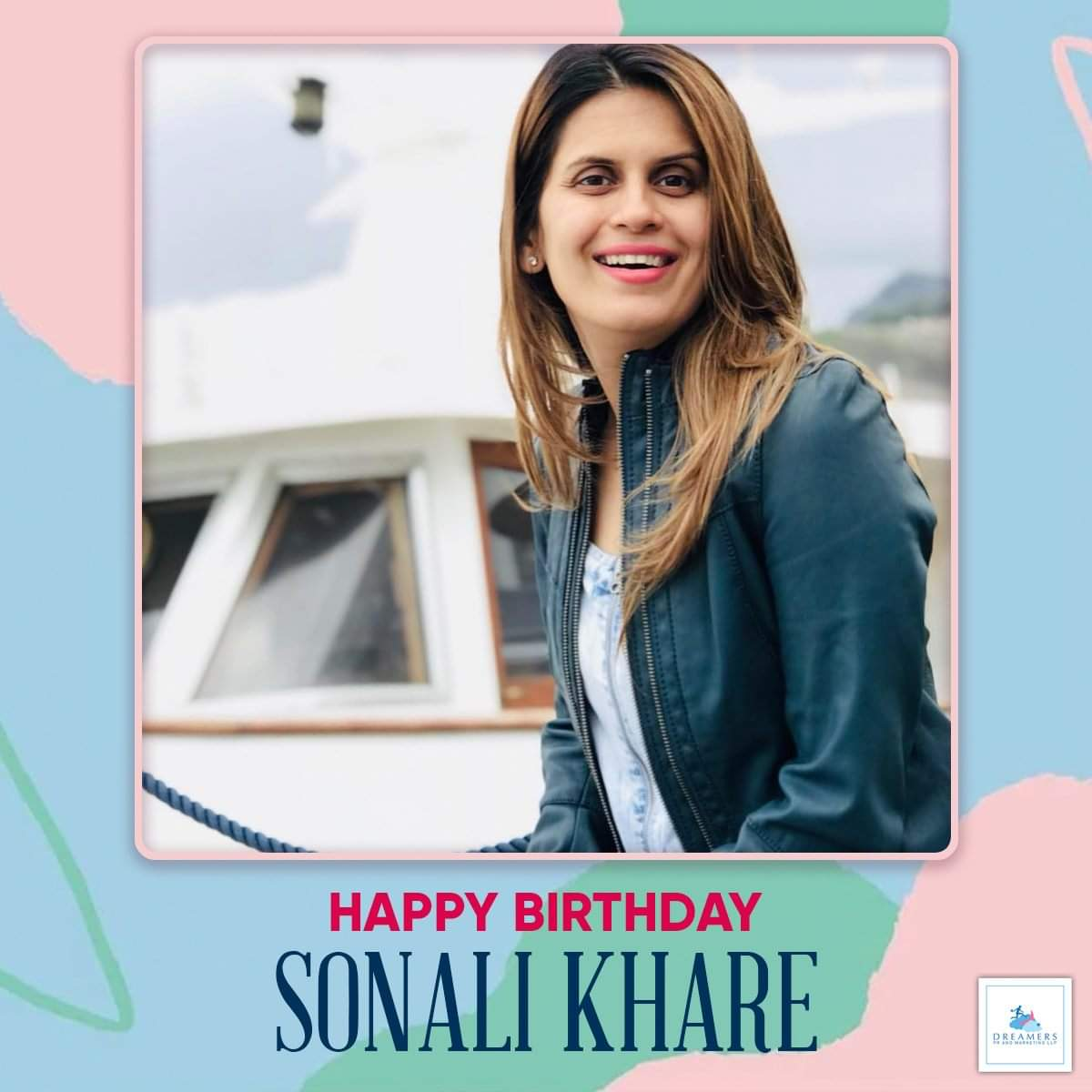 May you continue to spread the mantras of happiness, fitness wherever you go! Happiest Birthday @KhareSonali!! Tons of Love ❤️❤️🤗  #SonaliKhare #HappyBirthday #BestWishes #Celebrations #Actress #FitnessJunkie #Movies #Shows #Performer #DreamersPR https://t.co/Td6uVIJUGz