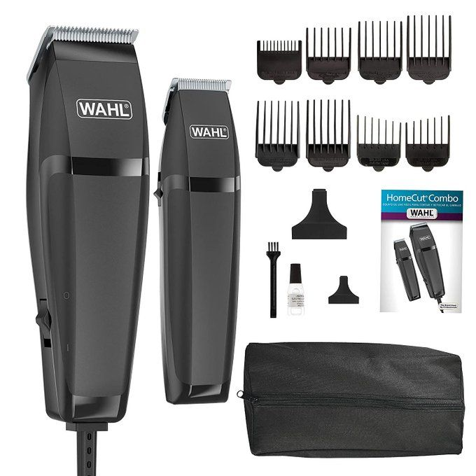 Wahl Clipper Combo Pro 14 Piece Styling Kit for $19.99!  2