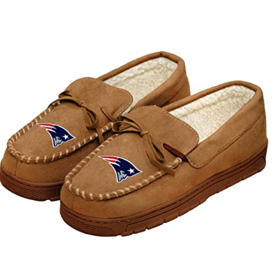 STEAL!!  NFL Moccasin Slippers for $23.99!!  2