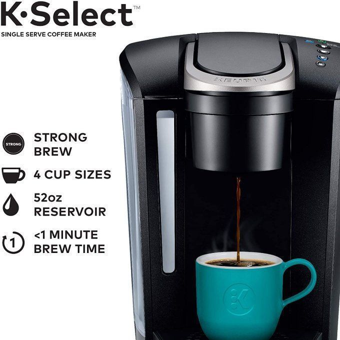 STEAL!!  Keurig Coffee Maker for $69.99, retail $129!  2