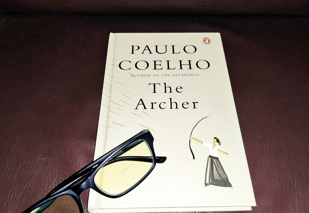 @paulocoelho Amidst the engulfing chaos of pandemic, in and around. A breeze of gentle peace, a token of solace in 130 leaves...  Thanks Sir for germinating such simple but quintessential gem.