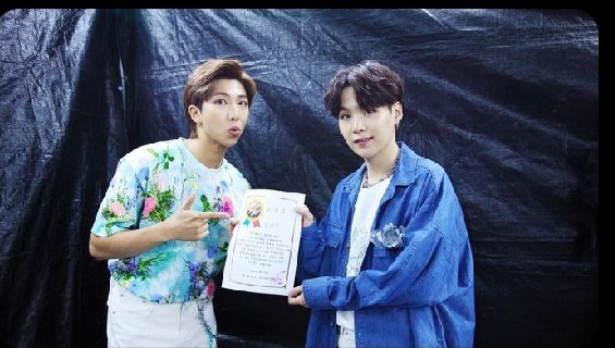 RM and SUGA makes their  appearance on this weeks Hot 100 songwriters charts at #3 and #9 by the following release of #BTS_BE  #3Hot100SongWriterRM  #9hot100songwritersuga  @BTS_twt