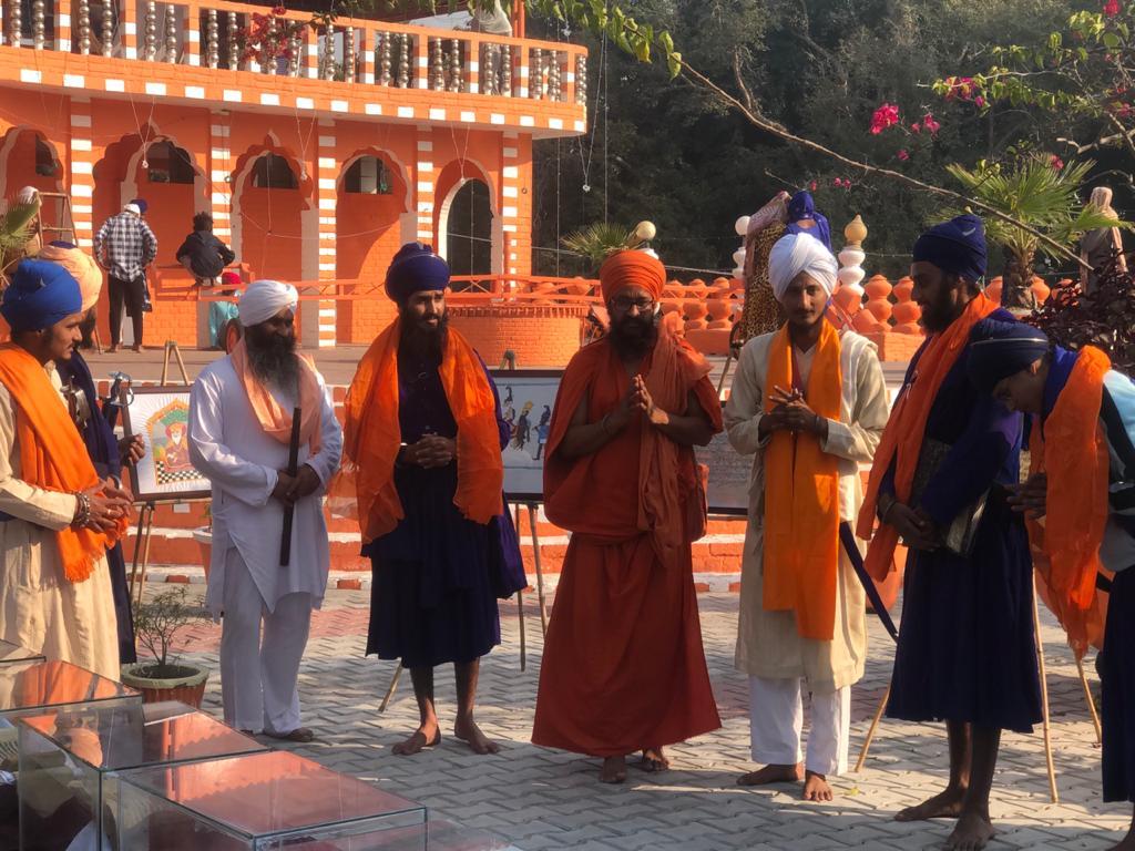 #GuruNanakJayanti2020  #gurupurab  #gurunanakdevji #sultanpurlodhi #exibition #manuscript #traditional