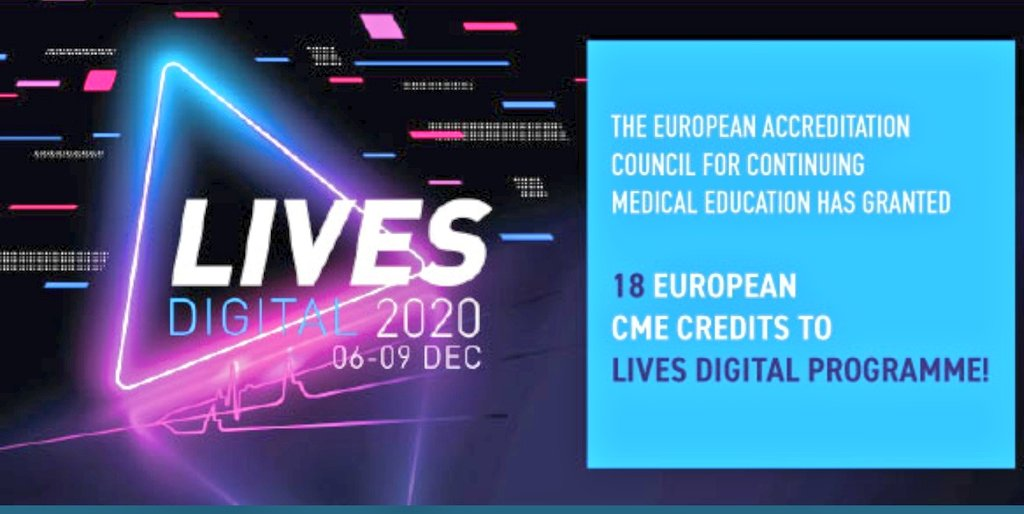 LIVES 2020 starts tomorrow! On Wednesday I'll be presenting about the underrepresentation of women at consultant level in ICM and the importance of female role models. Tune in! #WomenInSTEM #WomenInScience #womeninleadership