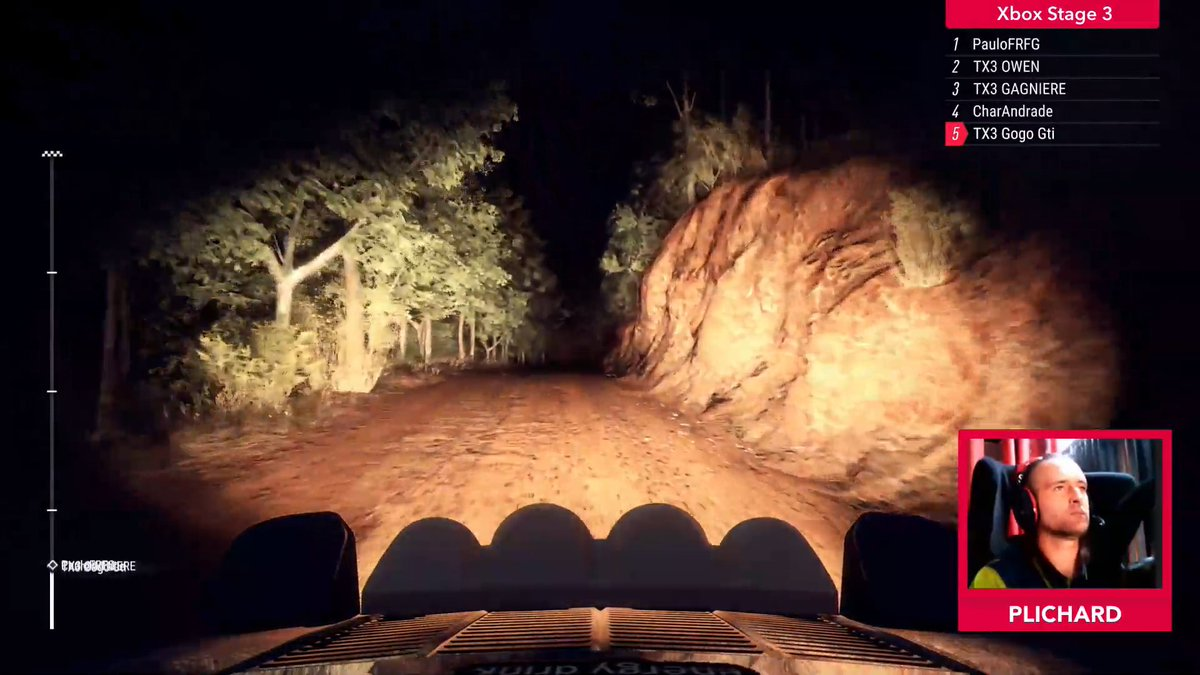He's going that fast with only one hand on the wheel!? 🤯  🏆 #DiRTRally 2.0 World Series | 🎮 DiRT Rally 2.0