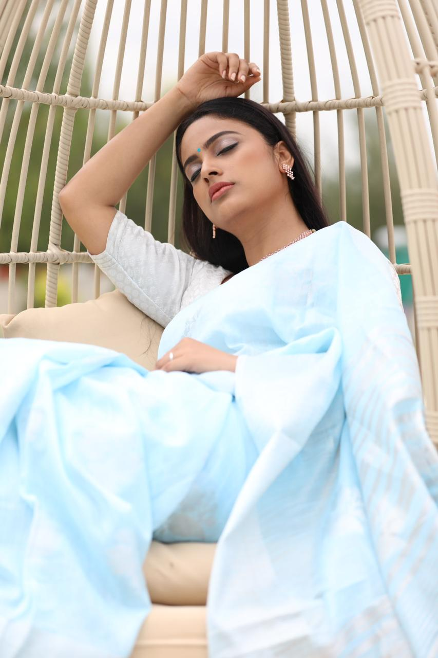 NANDITHA SWETHA CHARMS IN THESE PICS