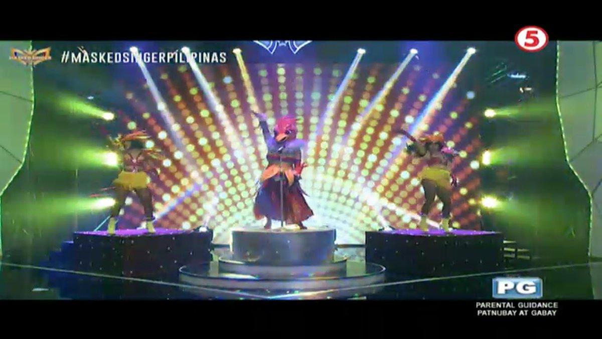 Ang hirap mamili, Kapatid! Solid ang performance nilang tatlo. 😱  #MaskedSingerPilipinas #MaskedSingerPilipinasOnTV5 #TV5BiggerBetterBERMonths