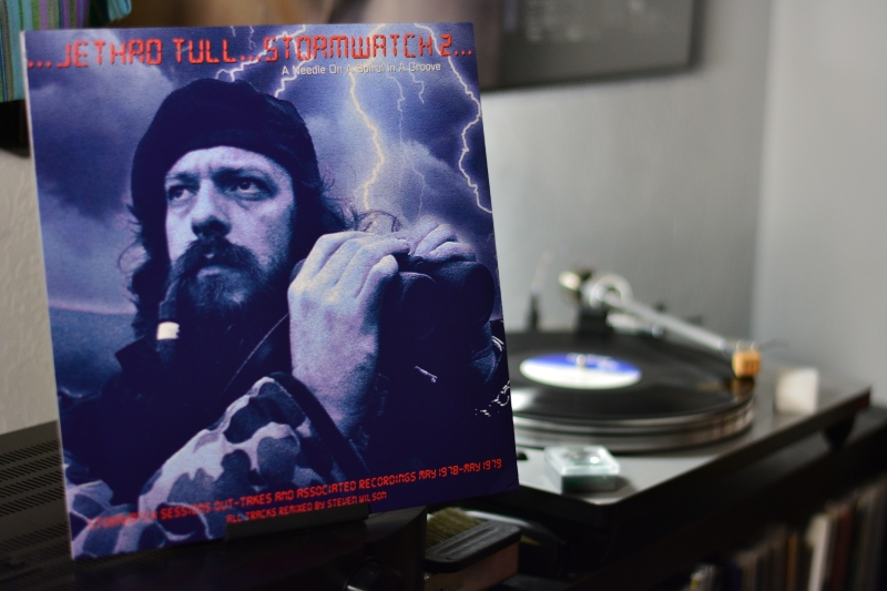 Jethro Tull – Stormwatch 2... (A Needle On A Spiral In A Groove) 2020 #RSD20 #vinyl #nowSpinning #NowPlaying #np