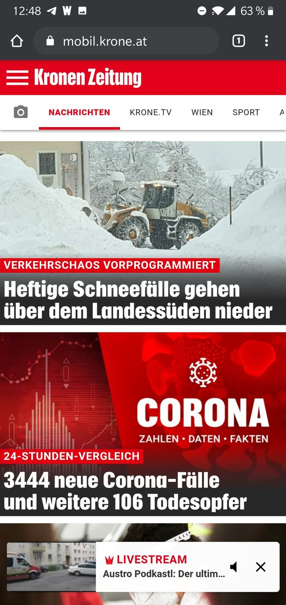 @realDonaldTrump  #Austria  Weather Chaos #geoengineering  #Covid #Panic #lockdown Panic, Covid, DEATH, fear WHO will stop these Psycho's?!