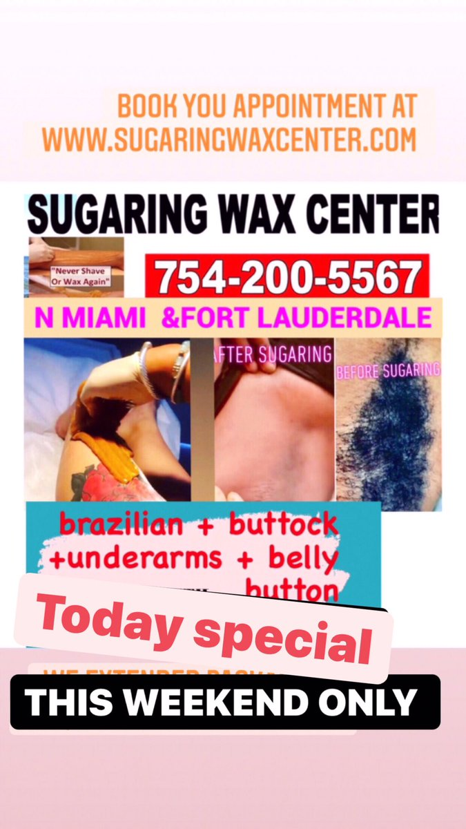 @Sugarwaxcenter