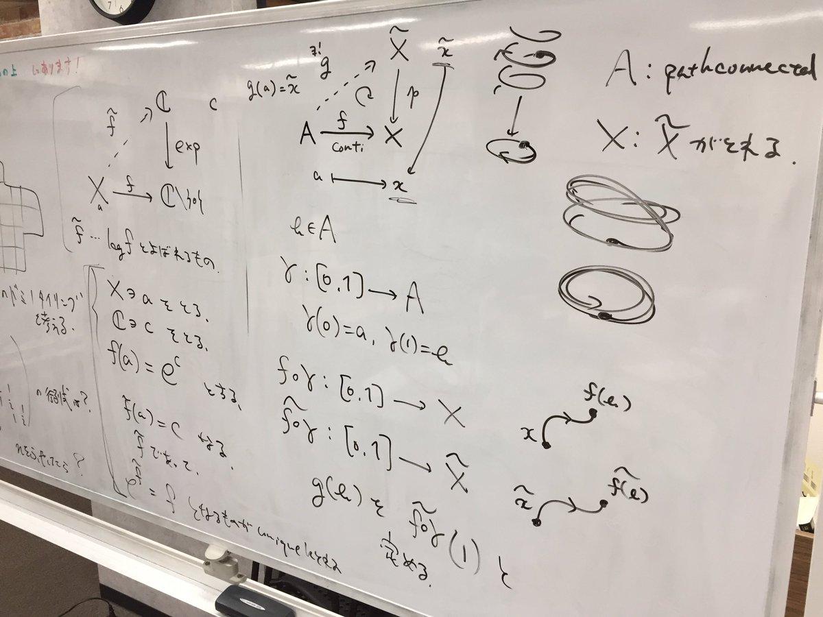 """数理空間""""τόπος"""" (トポス) on Twitter: """"本日のトポスでは、数論幾何 ..."""