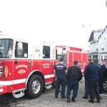 Image for the Tweet beginning: Brockton Firefighters are currently on