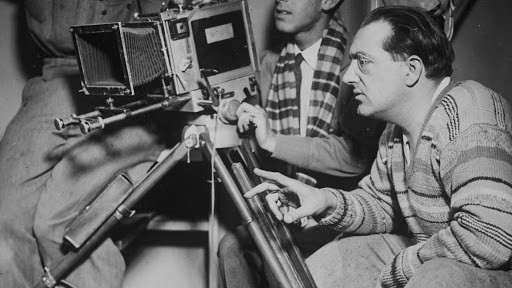 "#GGACPattentionmustbepaid We salute the late, great filmmaker and screenwriter Fritz Lang, born #OTD in 1890! Among his many notable films are ""Metropolis,"" ""Dr. Mabuse the Gambler,"" ""Fury"", ""You Only Live Once,"" ""The Big Heat,"" and the still shocking ""M"" with Peter Lorre!"