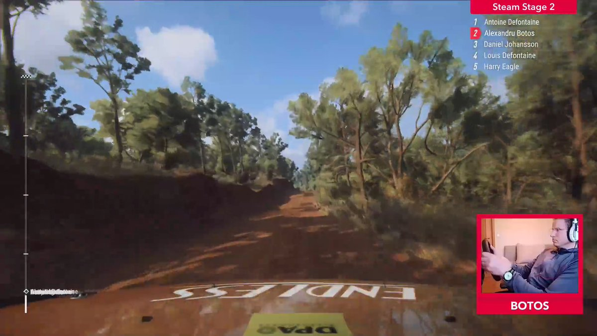 Onboard with the speedy boi 🚀  🏆 #DiRTRally 2.0 World Series | 🎮 DiRT Rally 2.0