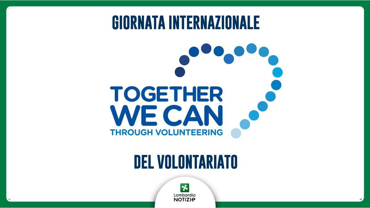 #volontariato