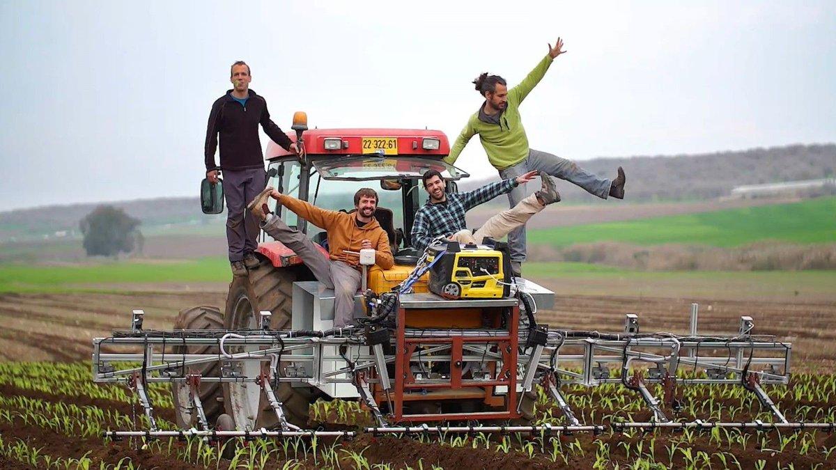 8 soluciones de #agtech de #Israel para una agricultura más verde. El derroche del agua, los insectos y las malezas resistentes a los químicos impulsan un movimiento para cultivar de forma natural e Israel está a la vanguardia. https://t.co/QUn7ZvC8x7 #DiaMundialDelSuelo https://t.co/RVkuCJQr7o