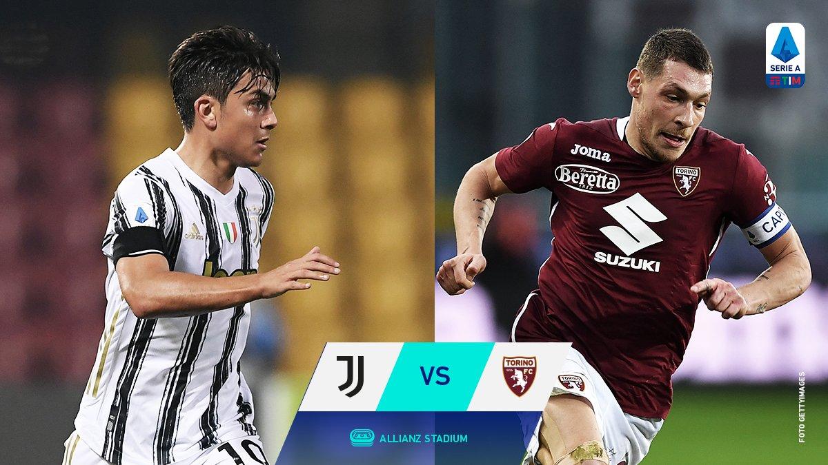 #JuventusTorino