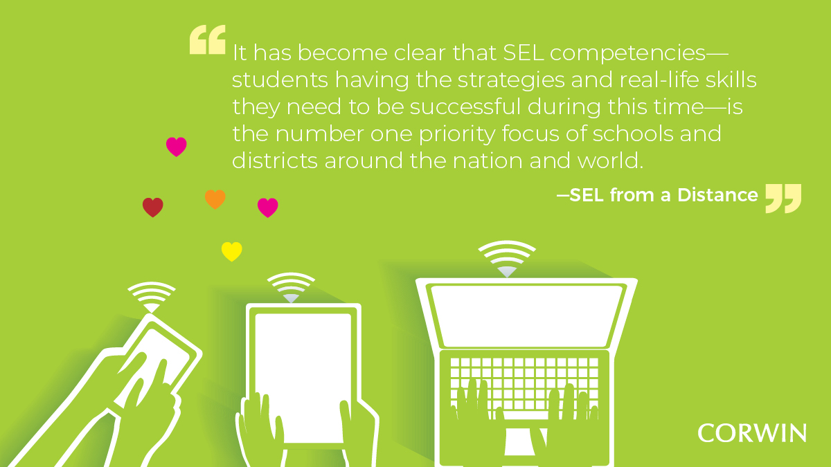One thing is clear: #SEL is needed now more than ever. What is your school or district doing to prioritize SEL?