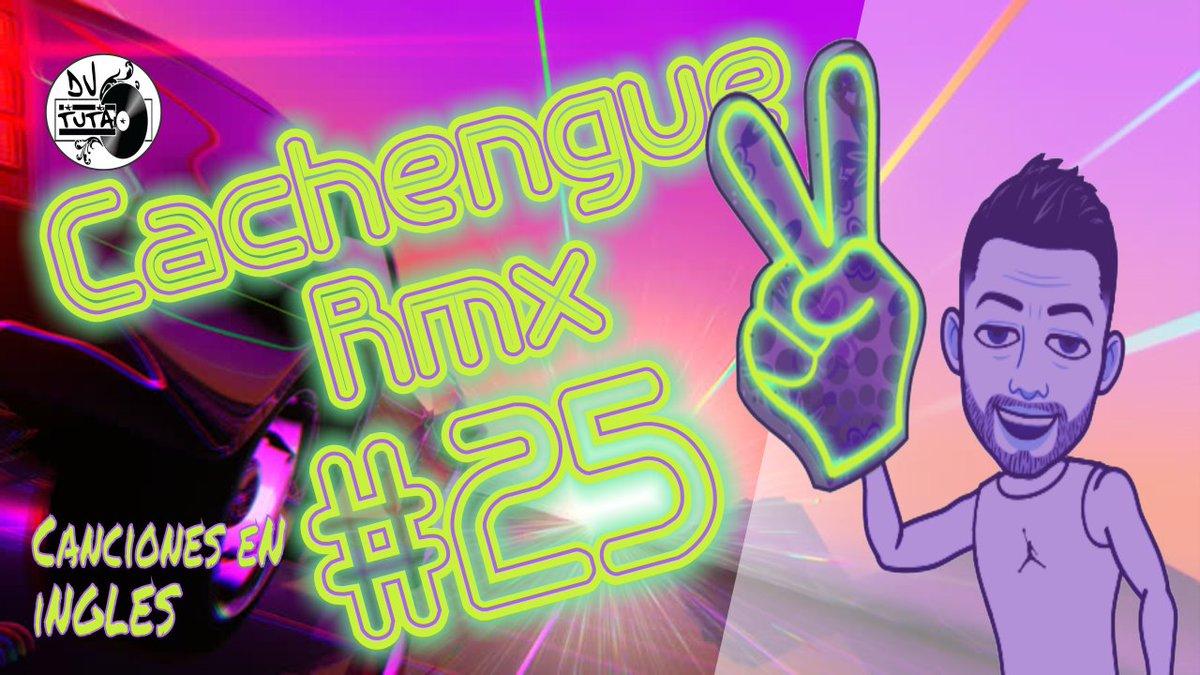 PREVIA Y CACHENGUE REMIX EDICION EN INGLES | ENGANCHADO MIX #25 *INCREIB...  a través de @YouTube   #PREVIA #CACHENGUE #AFTER