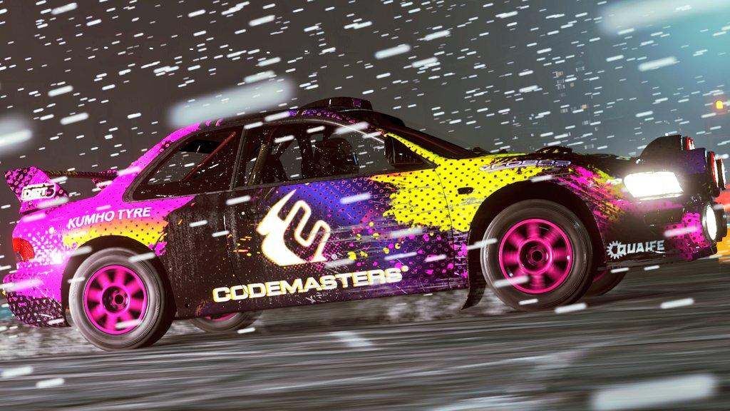 SUBARU Impreza S4 Rally #DiRT5 #offroadrally #Xbox  #VirtualPhotography #ingamephotography  #photomode