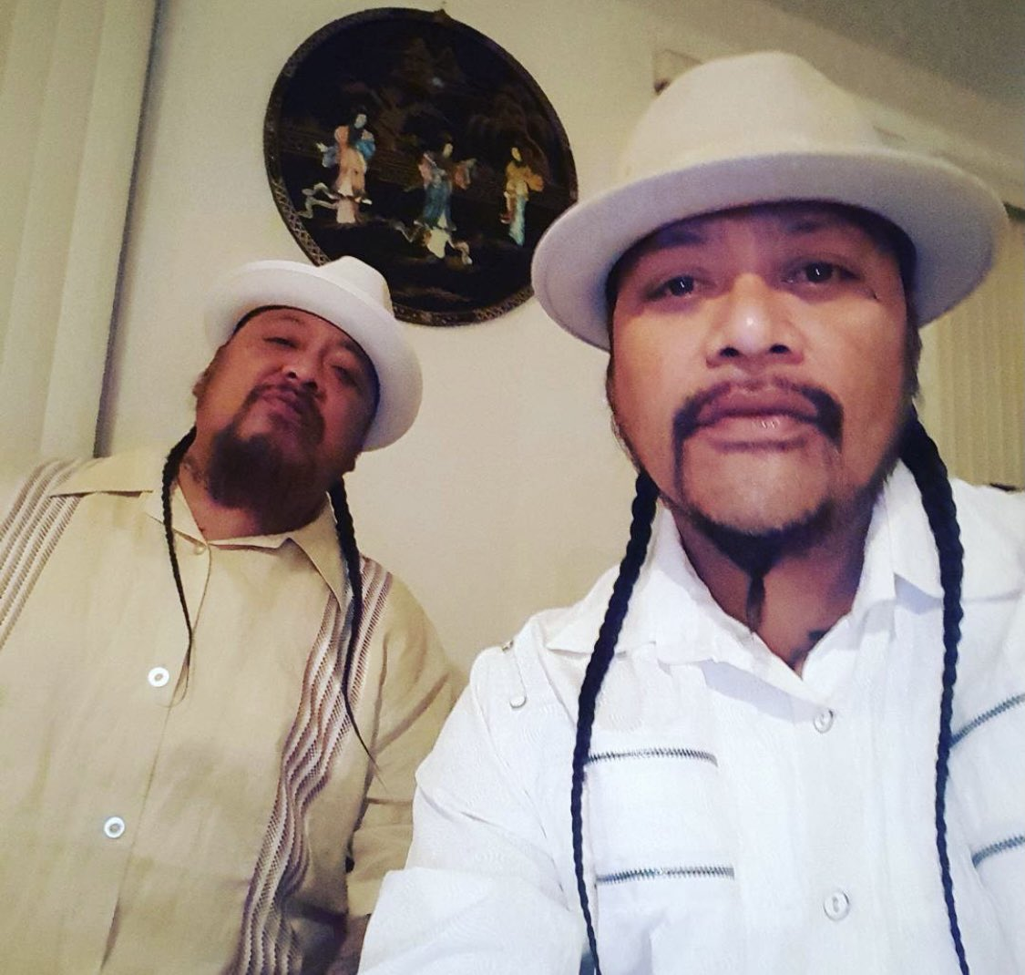 Unfortunately today my Twitter page is a Tribute to two brothers that are gone far to soon. 'Godfather' of Boo-Yaa Tribe.. Who recently died.. And his younger brother Gangsta Rid, who passed away yesterday from Covid.. I'm speechless. Family to me and WestCoast Legends 🙏👑