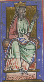 #OTD 5 December AD902 Ealhswith, Lady of the English died. She was Mercian by birth, the widow of Alfred the Great and mother of Æthelflæd, Lady of the Mercians. Read about her family and other great Mercians in   #anglosaxon