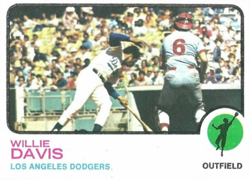 """#OTD 5-Dec-73-""""3 Dog"""" traded to #Expos for Mike Marshall who wins '74 #CyYoung as a reliever w/#Dodgers going 15/2.42/143 w/21 saves-Davis spends 1 season in #Montreal as their full time CF(.295/12/89) leading team w/highest qualifying BA-3rd most GP @ CF(2237)behind Mays/Finley https://t.co/XTp3UKwoOF"""