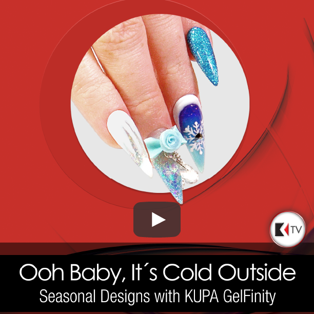#ICYMI ✨💅  Looking for holiday nail art inspiration!? Get inspired from the tips in this video from our #KupaEducator team! Watch on YouTube:  #NailForms #Beauty #Nailpro #MANIPRO #TeamKupa #DivinityNails #KupaInc #KupaNails #HolidayNails #NailstoInspire