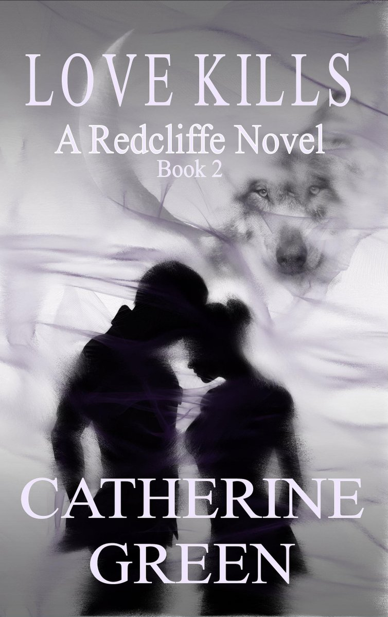 Love Kills by Catherine Green #soulecting  #paranormal