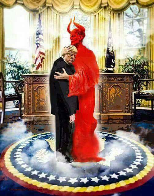 @TomArnold #TheDevilWentDownToGeorgia  He was lookin` for a vote to steal He was in a bind 'cause he was way behind And he was willin' to make a deal. Don't let the devil get your vote. #TheDevilWentDownToGeorgia