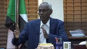 وزير الري والموارد المائية السوداني ياسر عباس في لقاء بثه التلفزيون الرسمي: لن نقبل من #إثيوبيا أن تدخل في ملء المرحلة الثانية من سد النهضة بدون التوصل إلى اتفاق ملزم للملء حتى لا يتهدد أمن #السودان