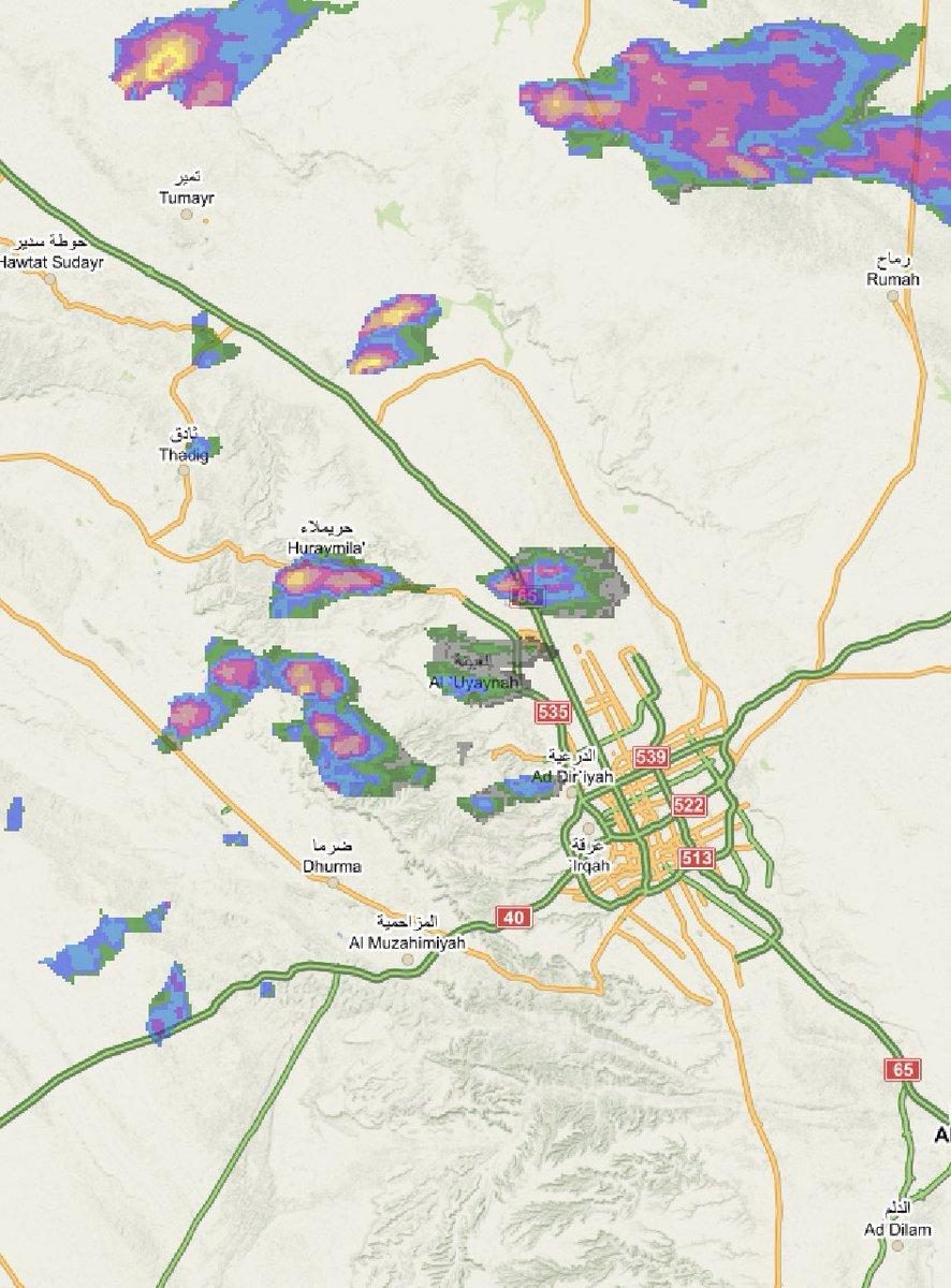 السحب والامطار تقترب من شمال #العاصمة  #الرياض 👏👏👏👏👏 💤💤💤💤💤 🌧🌧🌧🌧🌧  #حالة_الطقس   #أمطار  #وسم_1442