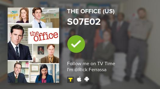 "Acabei de assistir o episódio ""Counseling"" de The Office (US) - #theoffice  #tvtime"