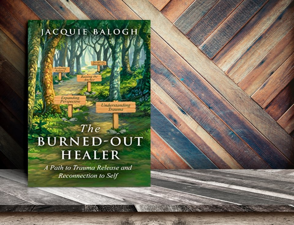 """An excellent read to change your mind and the way you think, all in a good way. Grab a copy of """"The Burned-Out Healer"""" now. #advice #trauma #reconnection #inspirational  @TranscendenceH1 available at Amazon -->"""