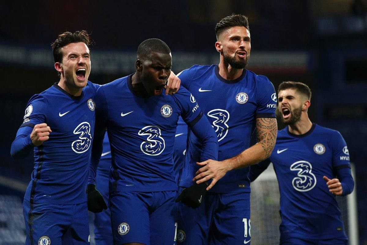 What a win!  Chelsea go top of the league with a spectacular 3-1 win over Leeds.   Join us on the 5th Stand App:   #CHELEE #CFC #ChelseaIndia #CFCKottayam
